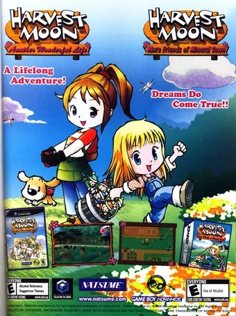 Harvest Moon More Friends Of Mineral Town Cheat : harvest, friends, mineral, cheat, Harvest, Moon:, Friends, Mineral, Fandom