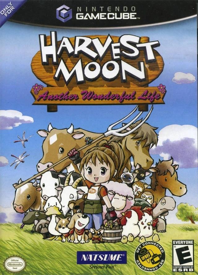 Panduan Harvest Moon : panduan, harvest, Harvest, Moon:, Another, Wonderful, Fandom