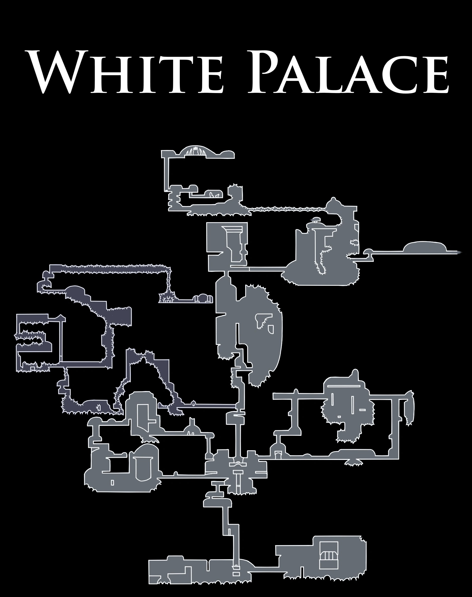 Hollow Knight White Palace Map : hollow, knight, white, palace, White, Palace, Hollow, Knight, Fandom