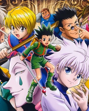 Hunter X Hunter Saison 8 : hunter, saison, Hunter, Hunterpedia, Fandom