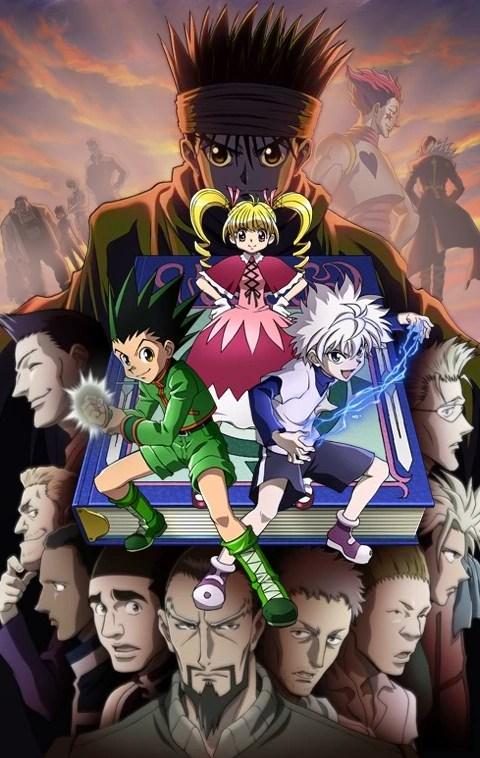 Hunter X Hunter Saison 8 : hunter, saison, Greed, Island, Hunterpedia, Fandom