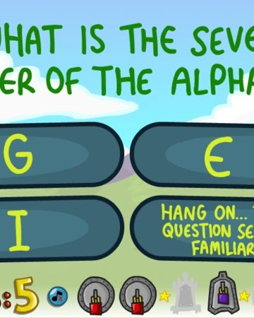 Impossible quiz-answers? | Yahoo Answers