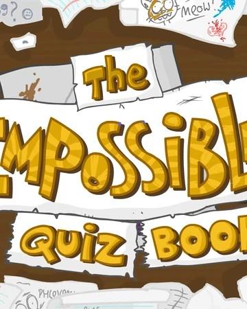 Impossible Quiz 3 Answers : impossible, answers, Impossible, Fandom