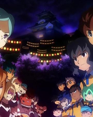 Inazuma Eleven Go Chrono Stone Episode 34 : inazuma, eleven, chrono, stone, episode, Episode, (Chrono, Stone), Inazuma, Eleven, Fandom