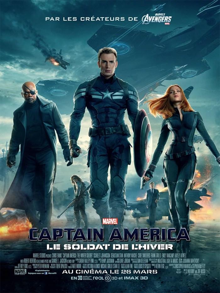 Captain America Soldat De L Hiver : captain, america, soldat, hiver, Captain, America:, Winter, Soldier, International, Dubbing, Fandom