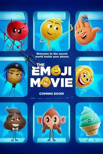 Le Monde Secret Des Emojis : monde, secret, emojis, Emoji, Movie, International, Dubbing, Fandom