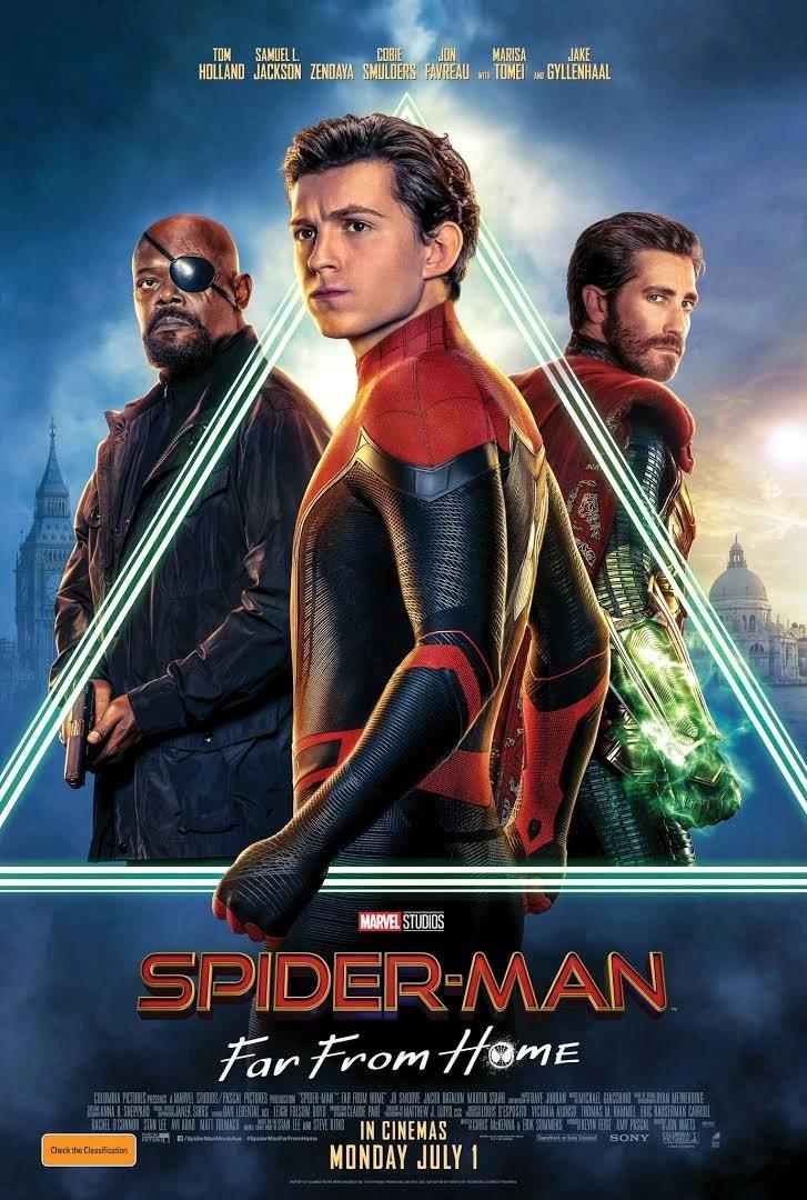 Spider Man Far From Home Wiki : spider, Spider-Man:, Fandom
