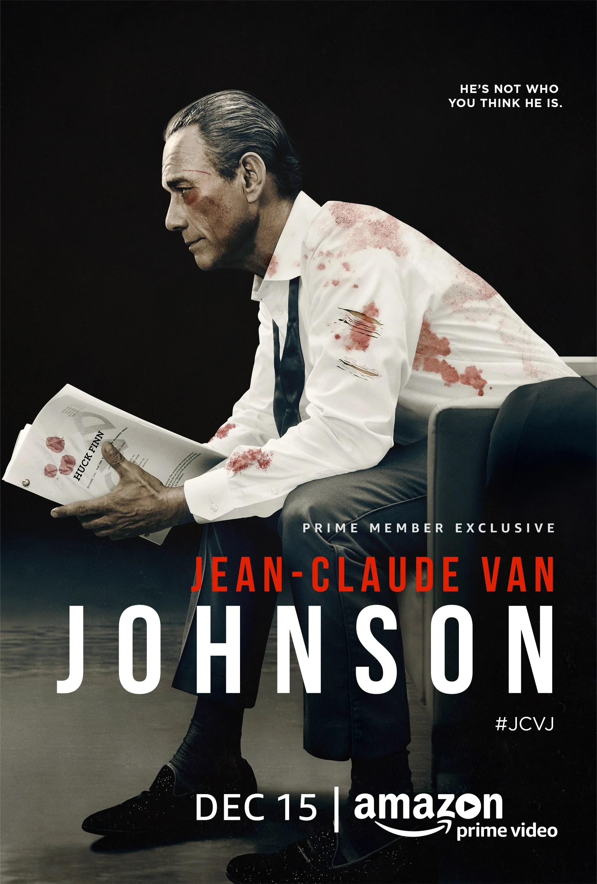 Jean-Claude Van Johnson Streaming | Serie TV Online