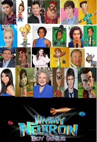 Jimmy Neutron Cast : jimmy, neutron, Jimmy, Neutron:, Genius, (Live, Action, Movie), Neutron, Fanon, Fandom