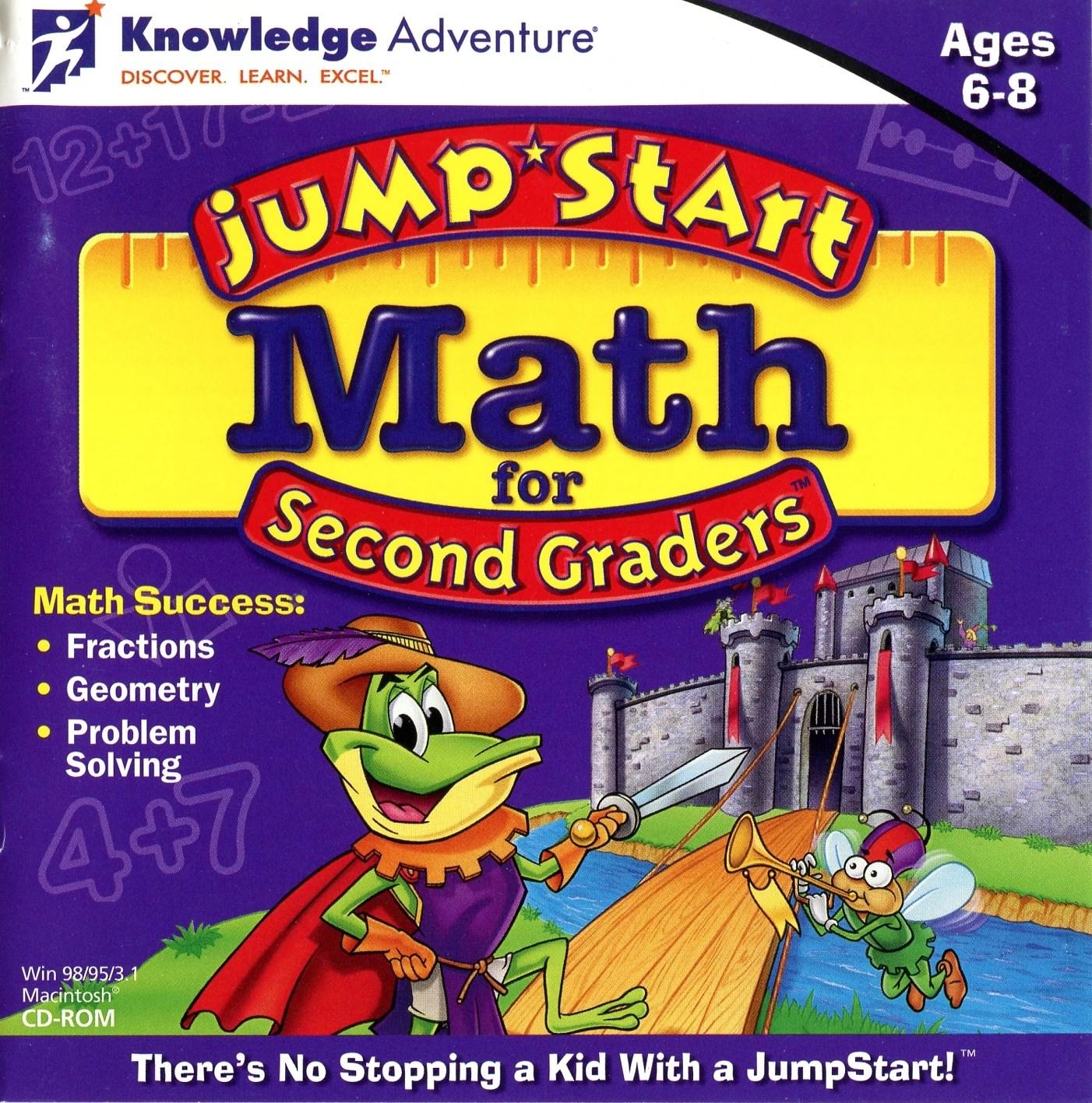 hight resolution of JumpStart Math for Second Graders   JumpStart Wiki   Fandom