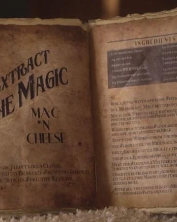 Just Add Magic Spells : magic, spells, Extract, Magic, Cheese, Fandom