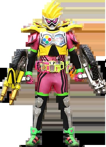 Kamen Rider Ex-Aid Episode 35