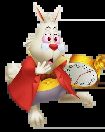 Lapin Dans Alice Au Pays Des Merveilles : lapin, alice, merveilles, Lapin, Blanc, Kingdom, Hearts, Fandom