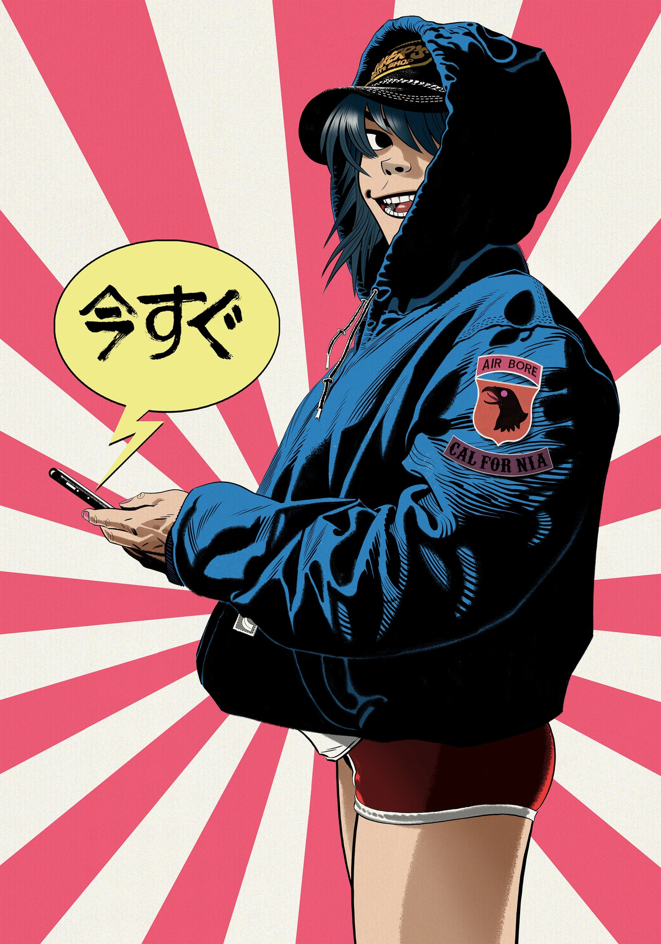 * the appearance of colors may vary from monitor to monitor. Noodle Gorillaz Wiki Fandom
