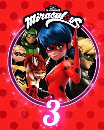 Miraculous Saison 3 Uptobox : miraculous, saison, uptobox, Saison, Wikia, Miraculous, Ladybug, Fandom