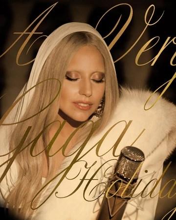Lady Gaga Christmas Album : christmas, album, Holiday, Gagapedia, Fandom