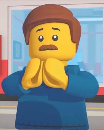 Lego City Adventures : adventures, McCloud, Adventures, Fandom