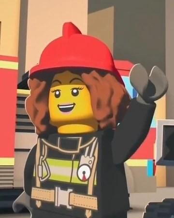 Lego City Adventures : adventures, Sarah, Feldman, Adventures, Fandom