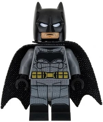 White Batman Lego : white, batman, Batman, (Minifigure), Brickipedia, Fandom