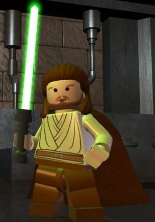 Lego Star Wars Qui Gon Jinn Icon : Qui-Gon, Games, Fandom