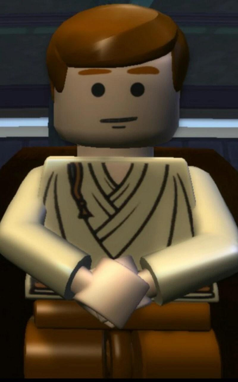 Lego Star Wars Obi Wan Icon : Obi-Wan, Kenobi, Games, Fandom