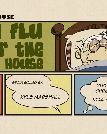 User blog:Smile159/One Flu Over the Loud House (My Extened