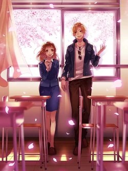 Our Love Has Always Been 10 Centimeters Apart : always, centimeters, apart, Datte, Bokura, Centi, Datta., Confession, Executive, Committee, Fandom