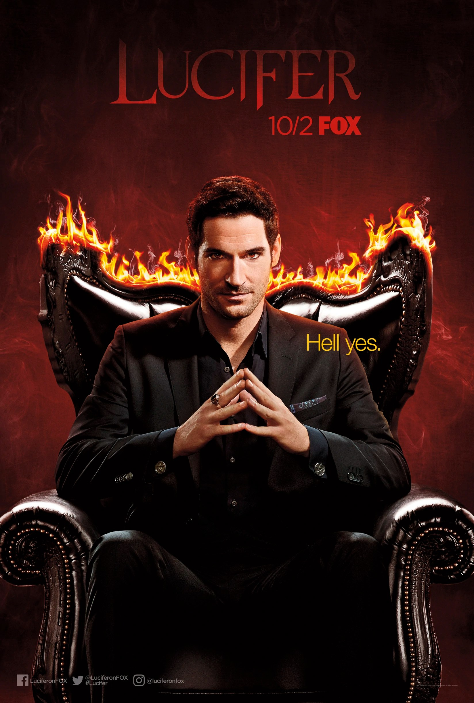 Lucifer Season 3 Episode 25 : lucifer, season, episode, Season, Lucifer, Fandom