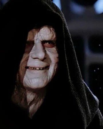Darth Sidious Laugh : darth, sidious, laugh, Palpatine, Luketoiletwalker, Fandom