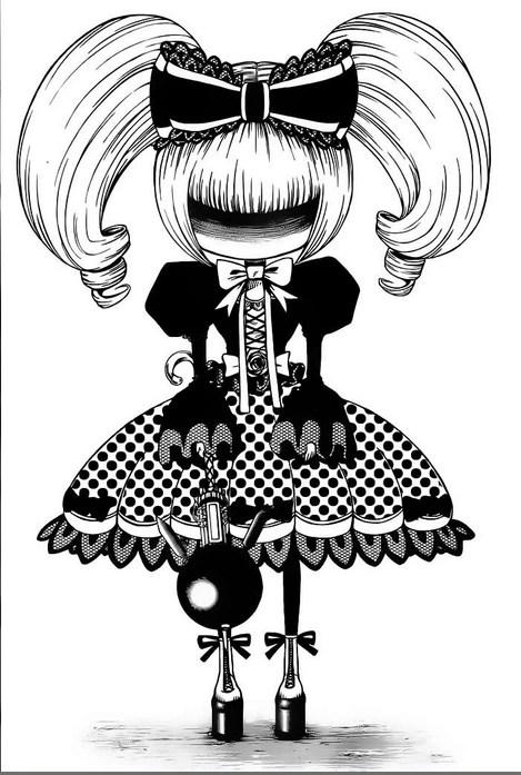 Magical Girl Of The End : magical, Explode, Mahou, Shoujo, Fandom