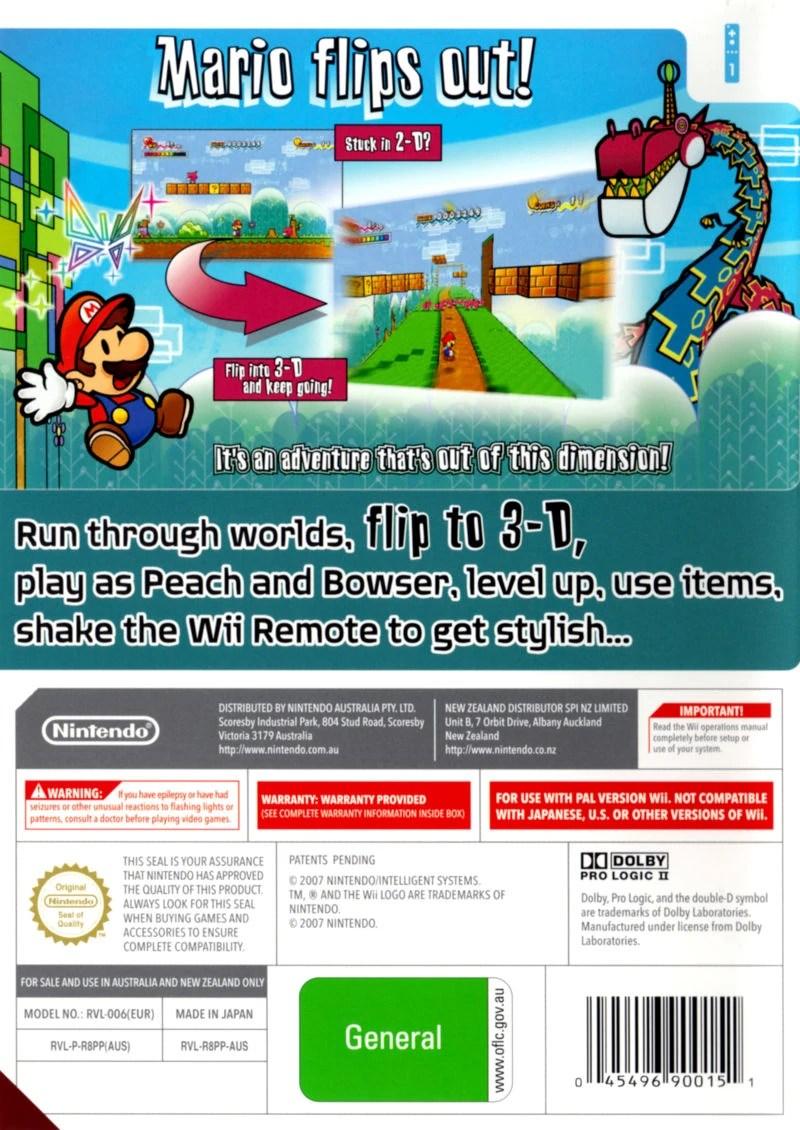 Super Paper Mario Maps : super, paper, mario, Super, Paper, Mario, MarioWiki, Fandom