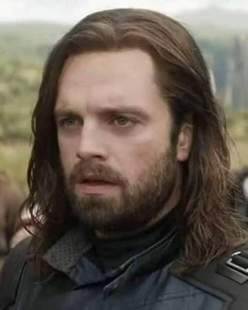 Winter Soldier Hair : winter, soldier, Winter, Soldier, Marvel, Cinematic, Database, Fandom