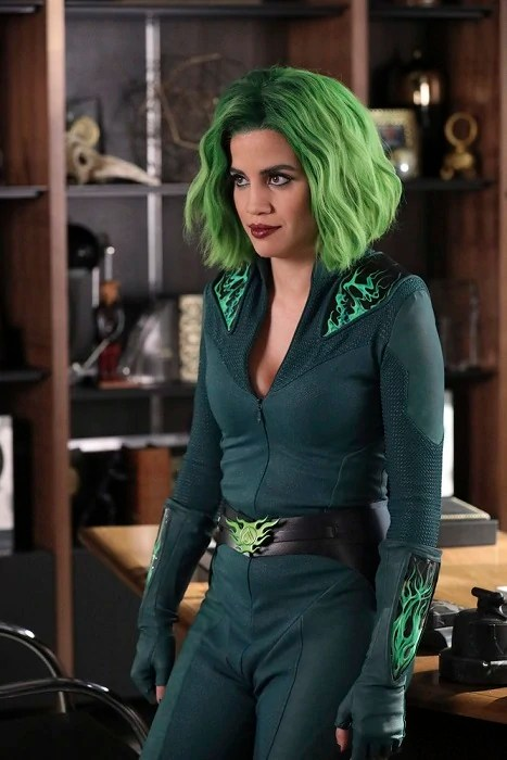 Female Characters With Green Hair : female, characters, green, Green, (Powerless), Database, Fandom