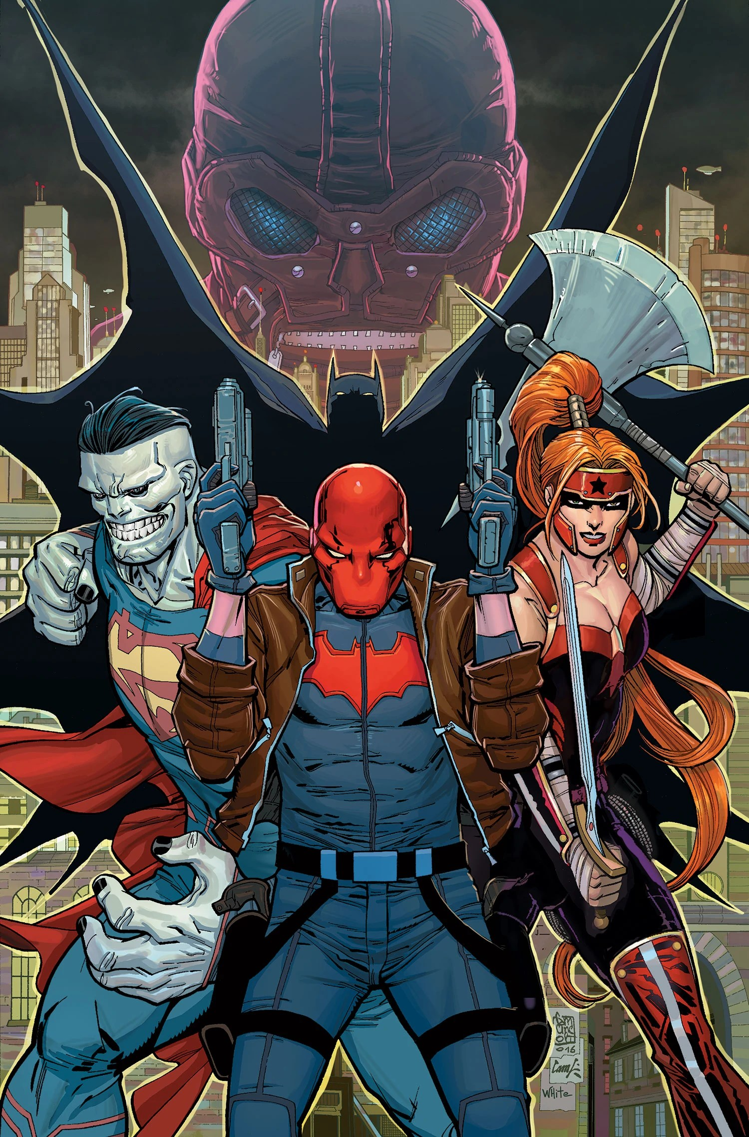 Red Hood And The Outlaws : outlaws, Outlaws, (Prime, Earth), Database, Fandom