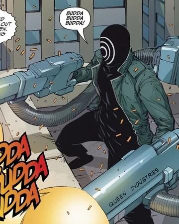 Onomatopoeia Dc Comics : onomatopoeia, comics, Onomatopoeia, (Prime, Earth), Database, Fandom