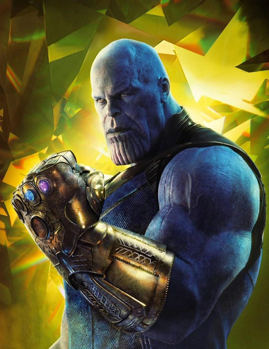 Thanos Fine I'll Do It Myself : thanos, myself, Thanos, Marvel, Cinematic, Universe, Fandom