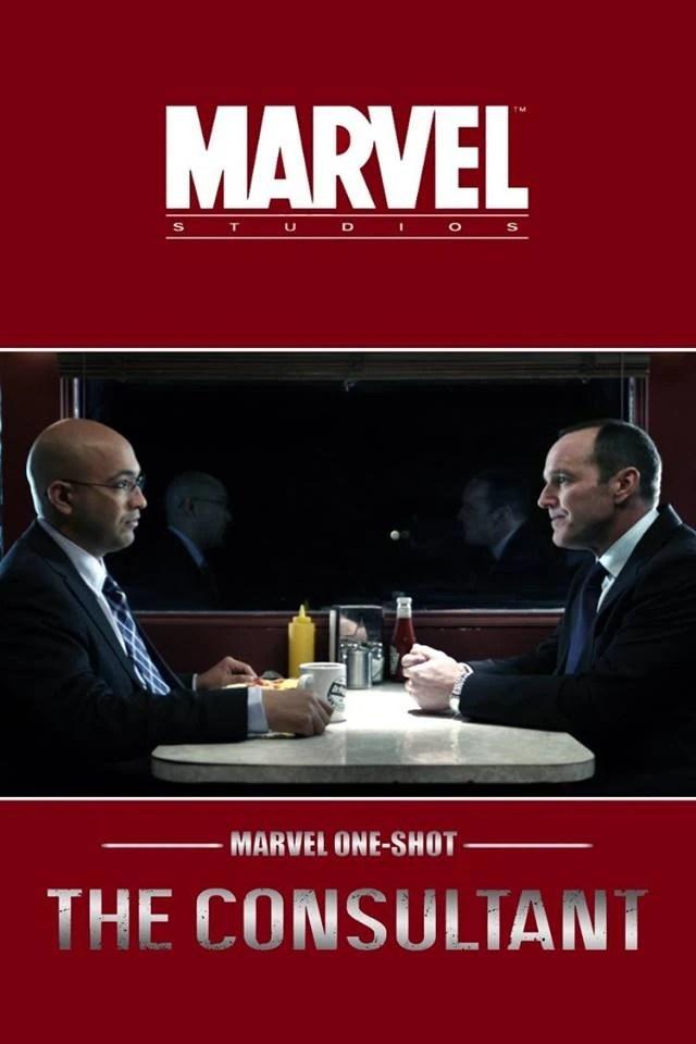 One Shot The Consultant : consultant, Marvel, One-Shot:, Consultant, Cinematic, Universe, Fandom