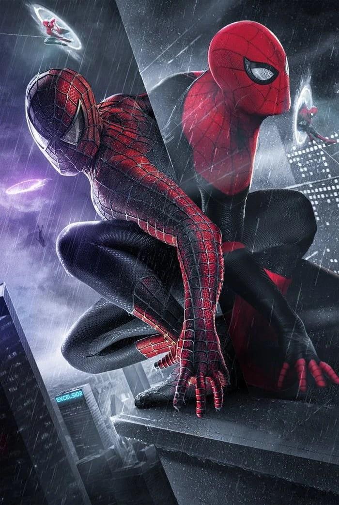 Live Action Spider Verse : action, spider, verse, Spider-Verse, (2021, Film), Comic, Crossroads, Fandom