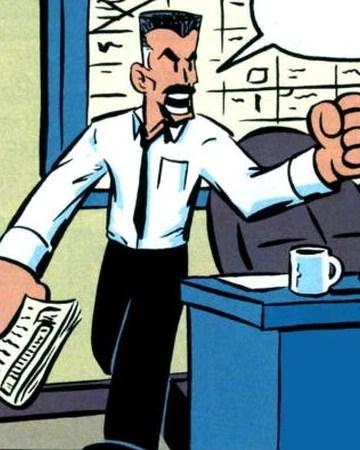 Spider Man 2 John Jameson : spider, jameson, Jonah, Jameson, (Earth-99062), Marvel, Database, Fandom