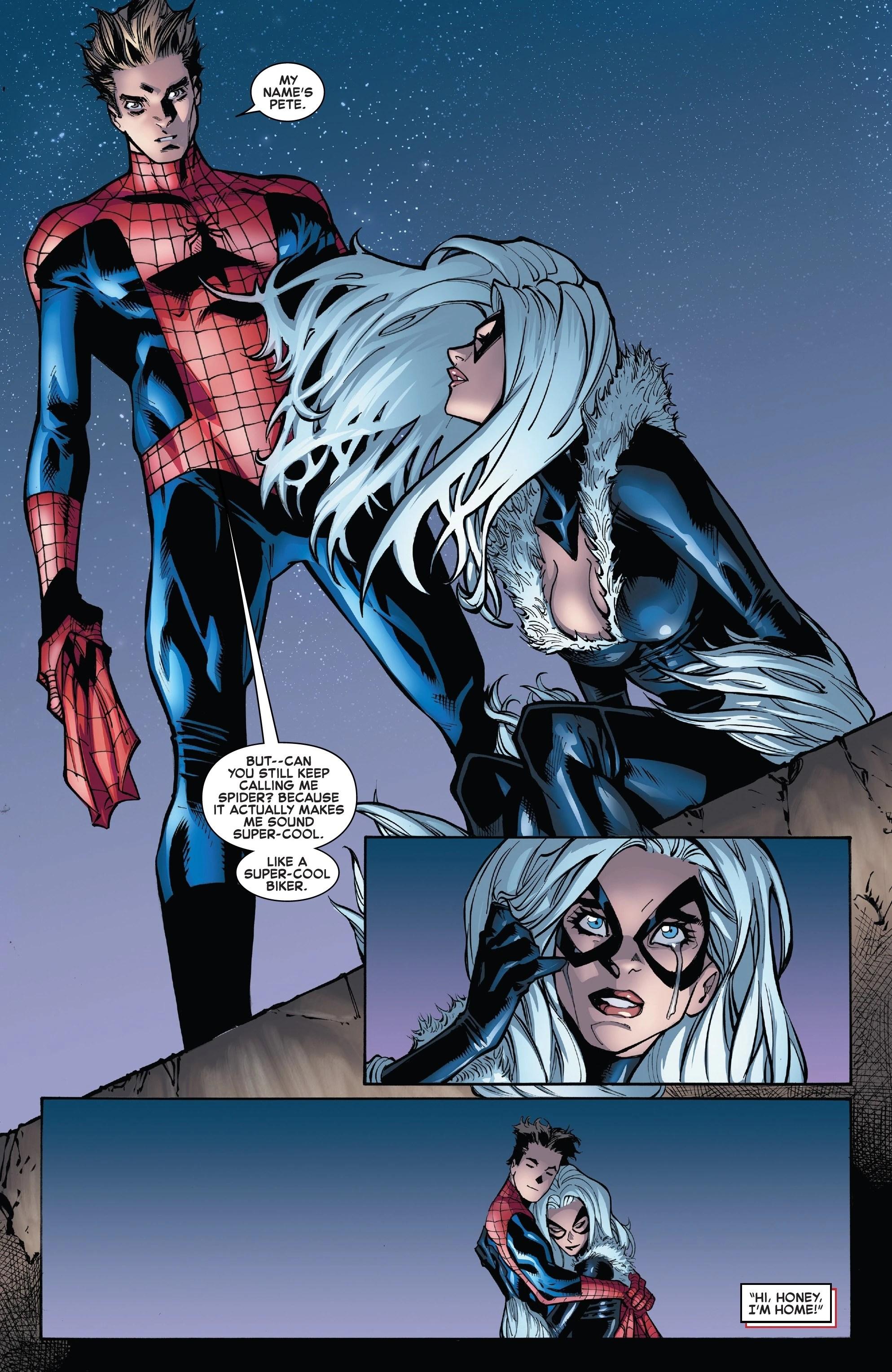 Spiderman And Blackcat Fanfiction : spiderman, blackcat, fanfiction, Felicia, Hardy, (Earth-616), Marvel, Database, Fandom