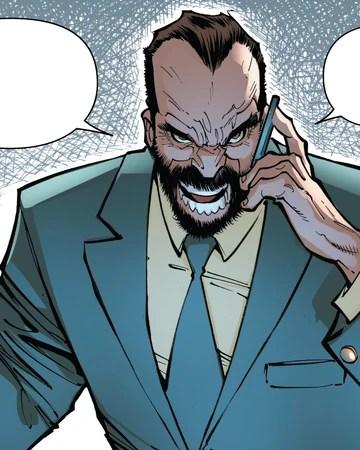 Mr. Simmons : simmons, Simmons, (Earth-616), Marvel, Database, Fandom