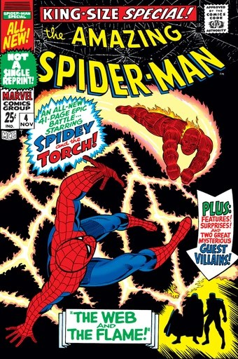 The Amazing Spider Man 4 : amazing, spider, Amazing, Spider-Man, Annual, Marvel, Database, Fandom