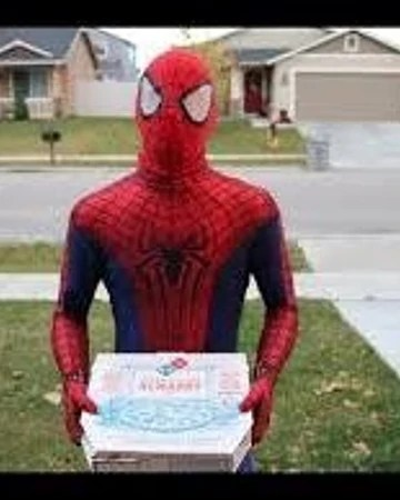 Spiderman 2 Meme : spiderman, Spider-Man, Pizza, Delivery, Theme, Fandom