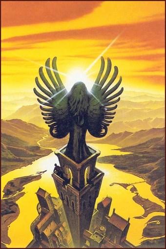 To Green Angel Tower : green, angel, tower, Green, Angel, Tower, Memory, Sorrow, Thorn, Fandom