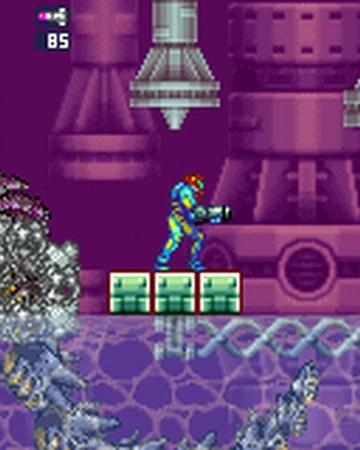 Metroid Fusion Sector 4 Walkthrough : metroid, fusion, sector, walkthrough, Serris, Arena, Wikitroid, Fandom