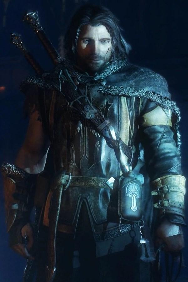 Shadow Of Mordor 2 : shadow, mordor, Talion, Middle-earth:, Shadow, Fandom