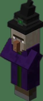 Comment Faire Une Potion De Faiblesse : comment, faire, potion, faiblesse, Sorcière, Minecraft, Officiel