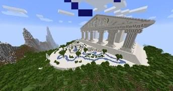 Tutorials/Building a metropolis Official Minecraft Wiki