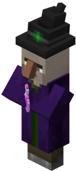 How To Make A Splash Potion Of Poison : splash, potion, poison, Witch, Official, Minecraft