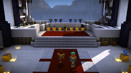 Order Hall Minecraft Story Mode Wiki Fandom